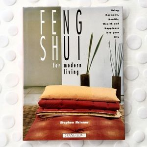 BOOK, Feng Shui for Modern Living, Hardcover 2000